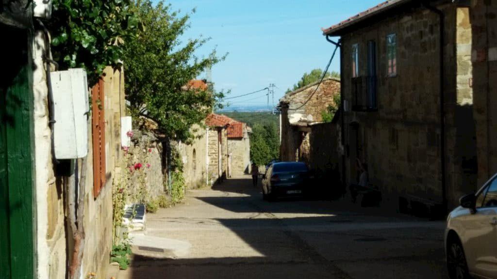 Rabanal del Camino Calle Real